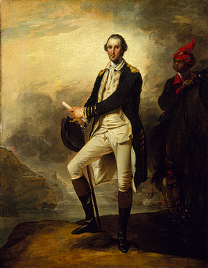 George Washington - John Trumbull