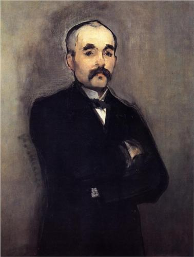 Georges Clemenceau - Edouard Manet