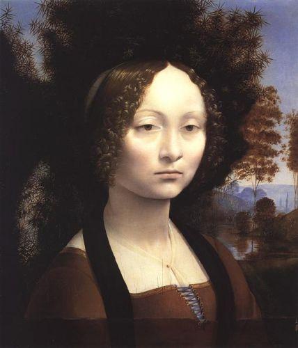 Leonardo da Vinci Ginevra%20de%20Benci%20Leonardo%20da%20Vinci