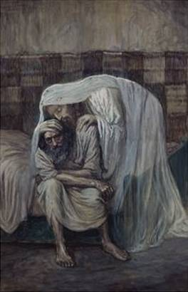 God is Near the Afflicted - James Tissot