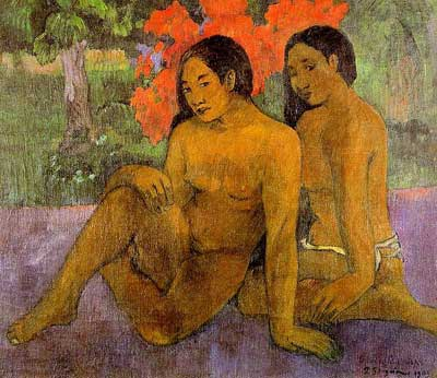 Gold of their Bodies - Paul Gauguin