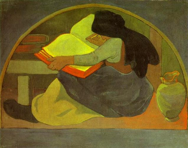 Grammar - Paul Serusier