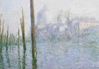 Claude Monet - Grand Canal in Venice