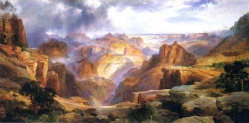 Grand Canyon - Thomas Moran