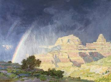 Grand Canyon - Edward Henry Potthast
