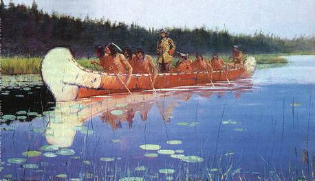 Great Explorers - Frederic Remington