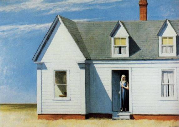 High Noon - Edward Hopper
