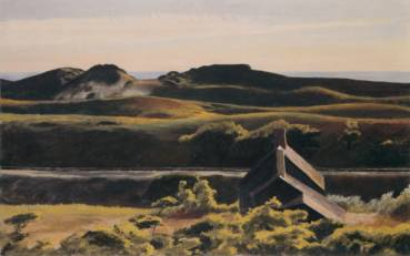 Hills, South Truro - Edward Hopper