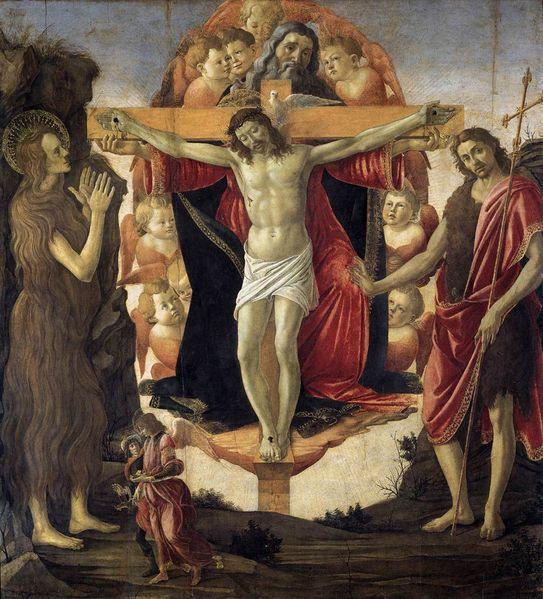 Holy Trinity - Sandro ...
