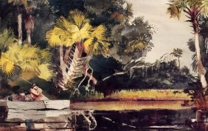 Homosassa Jungle - Winslow Homer