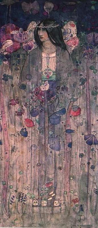 In Fairyland - Charles Mackintosh