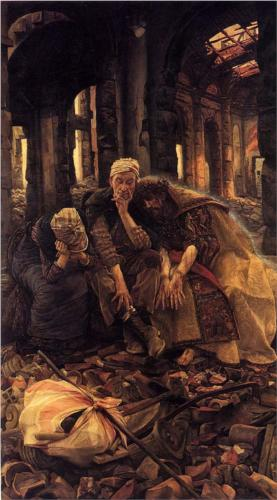 Inner Voices - James Tissot