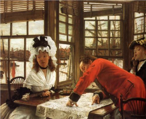 Interesting Story - James Tissot