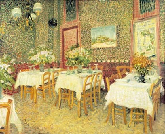 restaurant van gogh asnieres