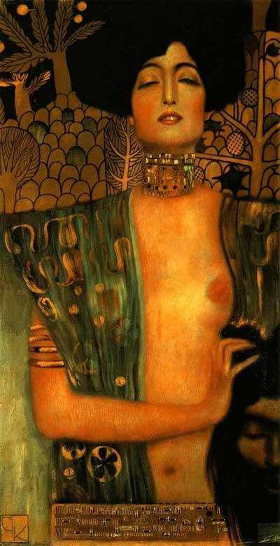 Judith - Gustav Klimt