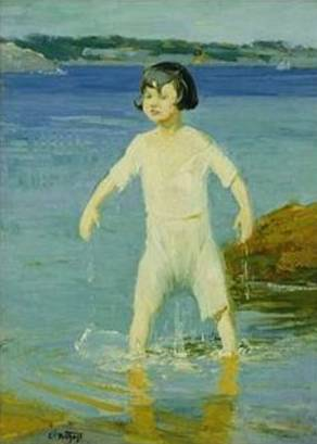 Kid Catastrophe - Edward Henry Potthast