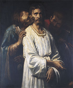 Kiss of Judas - Thomas Couture