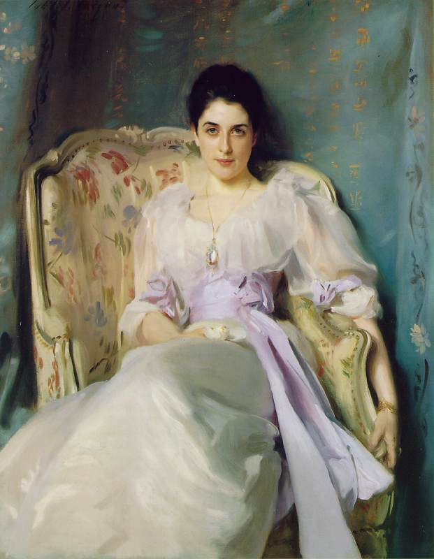 Lady Agnew of Lochnaw - John Singer Sargent