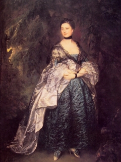 Lady Alston - Thomas Gainsborough