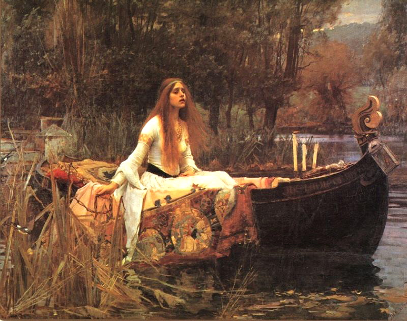 john william waterhouse gallery oil painting reproductions and prints. Black Bedroom Furniture Sets. Home Design Ideas