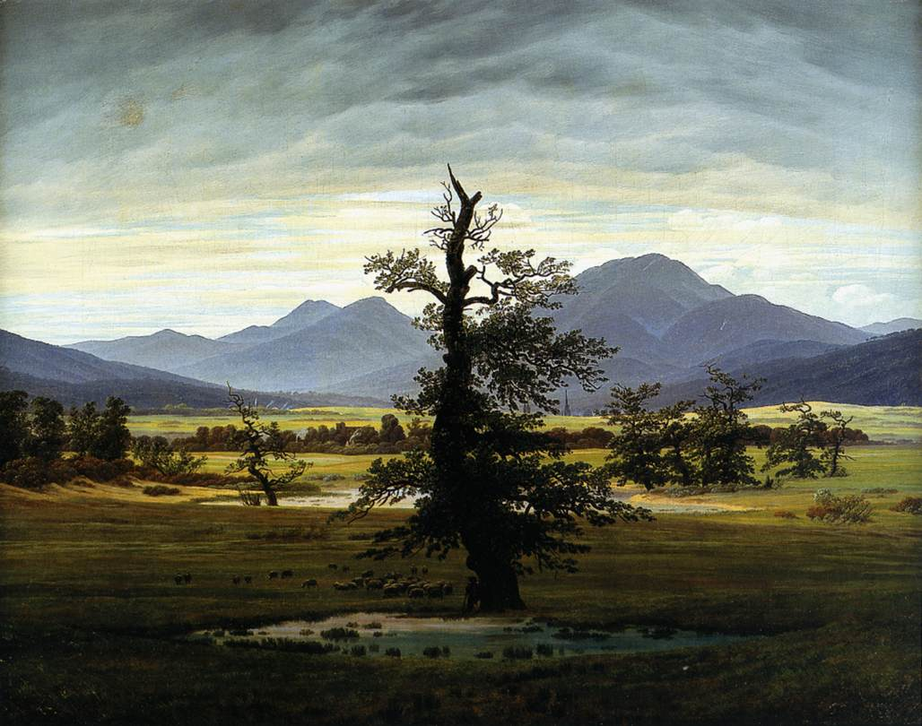 caspar david friedrich gallery oil painting. Black Bedroom Furniture Sets. Home Design Ideas