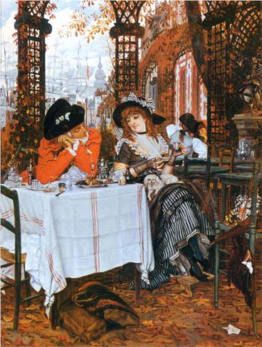 Luncheon - James Tissot