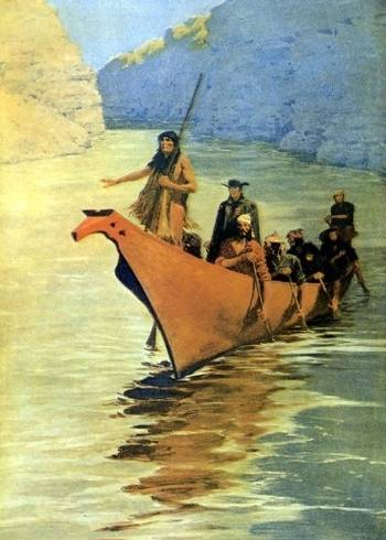 Mackenzie - Frederic Remington
