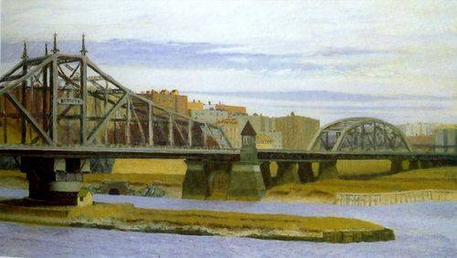Macomb's Dam Bridge - Edward Hopper