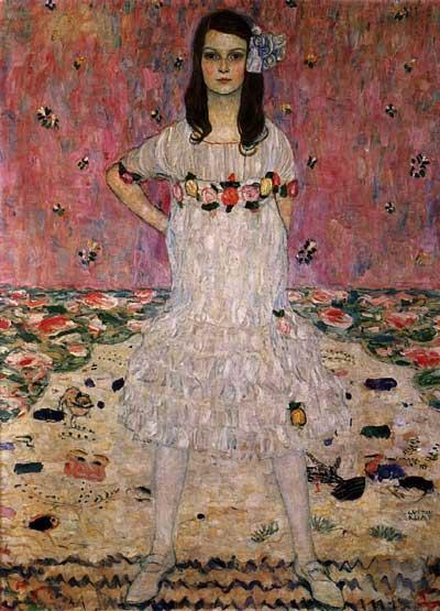 Mada Primavesi - Gustav Klimt