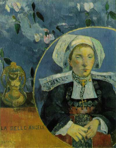 Madame Sartre - Paul Gauguin
