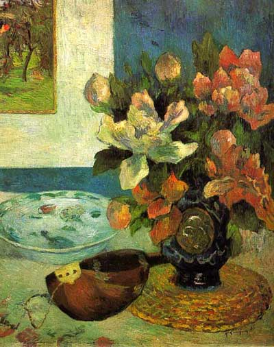 Mandolin - Paul Gauguin