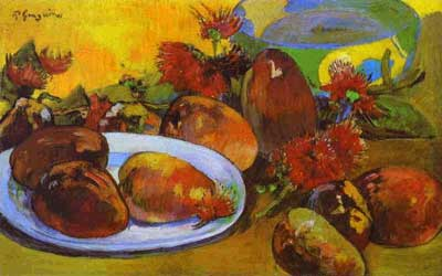 Mangoes - Paul Gauguin