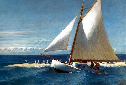 Martha McKeen of Wellfleet - Edward Hopper