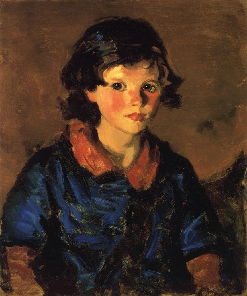 Mary Ann Caferty - Robert Henri