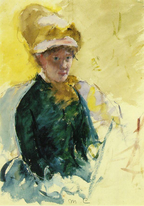 a biography of mary cassatt Cassatt, mary (b may 22, 1844, allegheny city, pa, us--d june 14, 1926, château de beaufresne, near paris, fr), american painter and printmaker who exhibited.