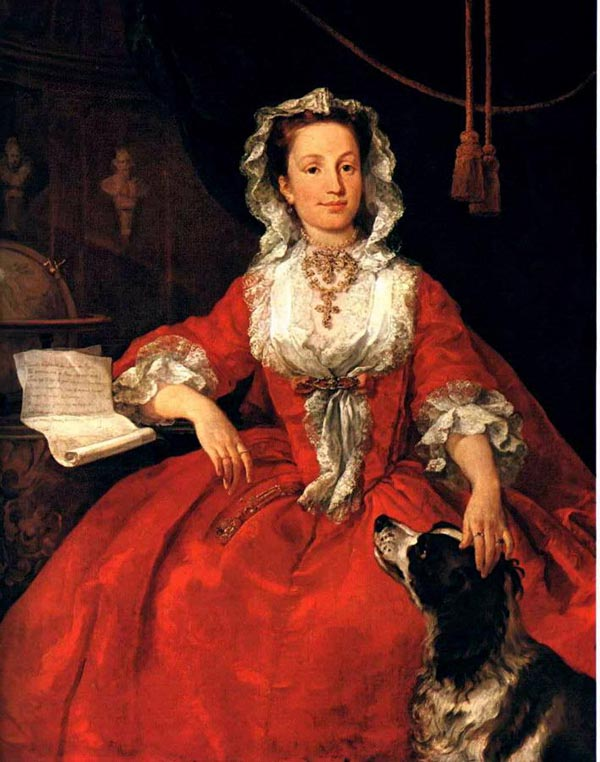 Mary Edwards - William Hogarth