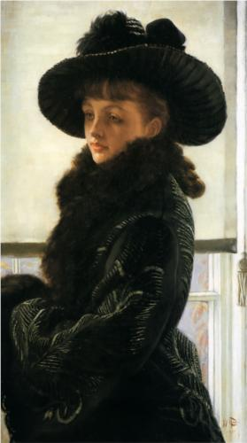 Mavourneen - James Tissot