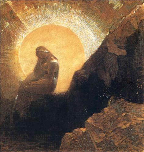 Odilon Redon Gallery - Oil Painting Reproductions and Prints