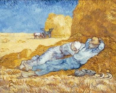 Midday - Vincent van Gogh