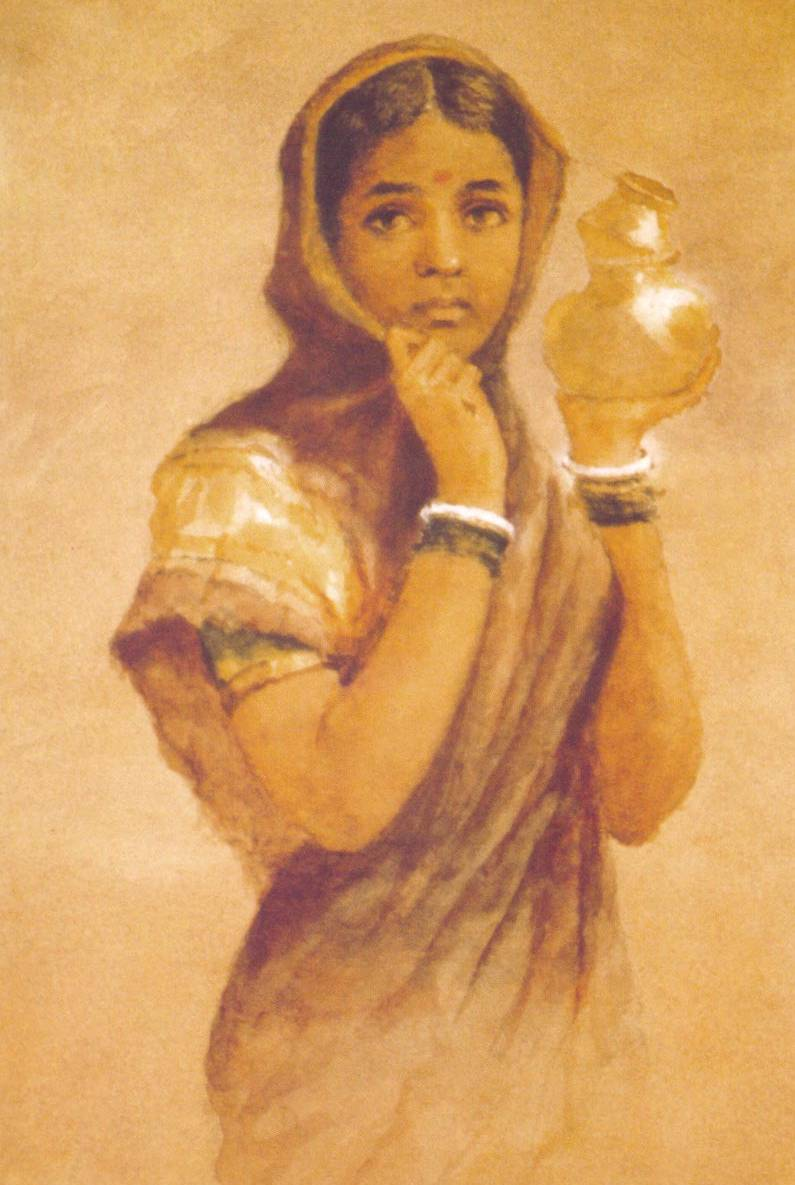 raja ravi varma painting reproductions for sale canvas