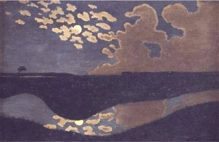 Moonlight - Felix Vallotton
