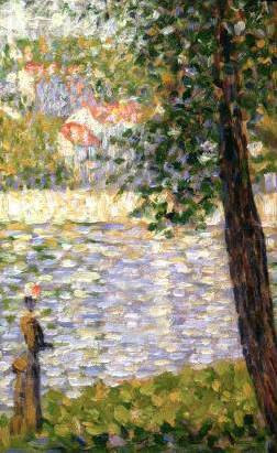Morning Stroll - Georges Seurat
