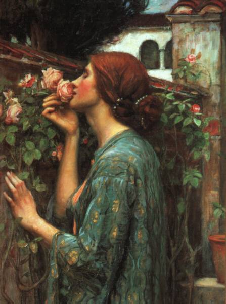 http://www.canvasreplicas.com/images/My%20Sweet%20Rose%20John%20William%20Waterhouse.jpg
