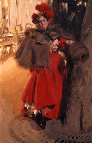 Night Effect - Anders Zorn