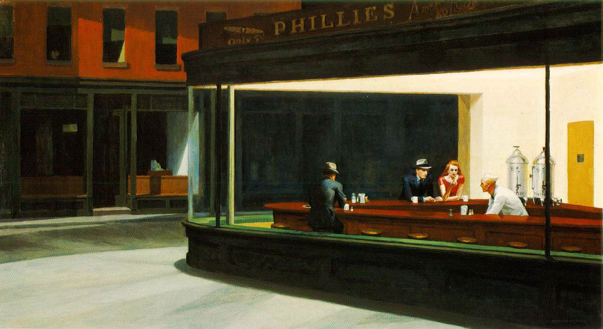 Edward Hopper Gallery