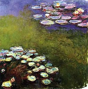Claude Monet - Nympheas 1916