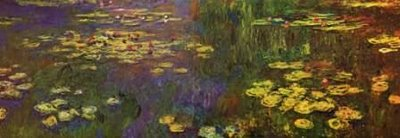 Nympheas 1926 - Claude Monet