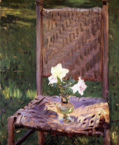Old Chair - John Singer Sargent