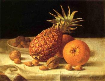 Oranges and Pineapple - John F Francis