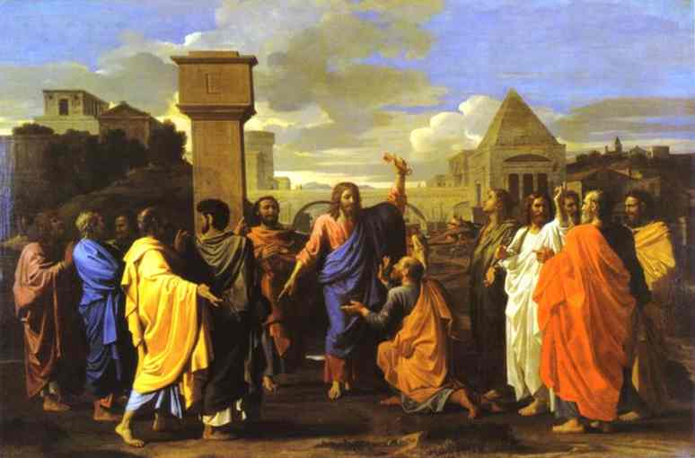 Ordination - Nicolas Poussin